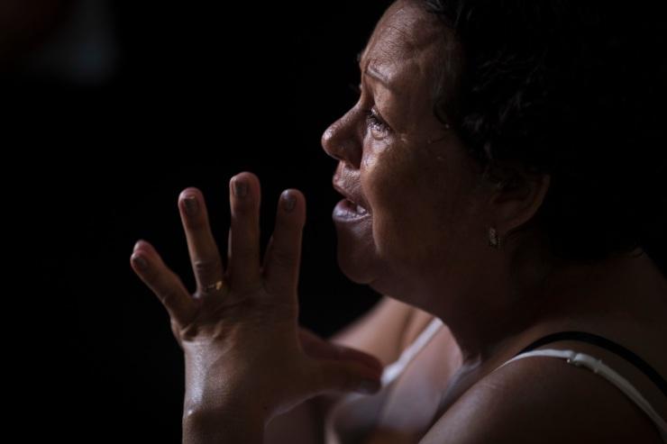 Brazil Prisons Families Pain